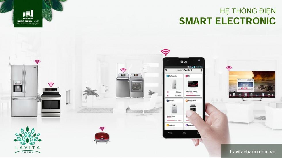 hệ thống smart phone